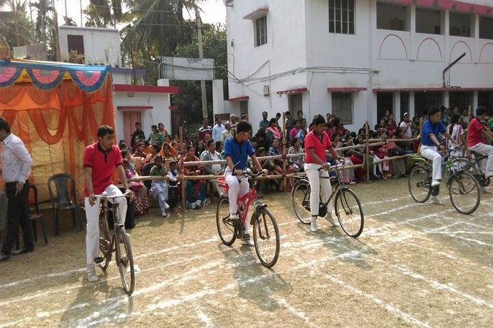 Chakdaha Model School-Games