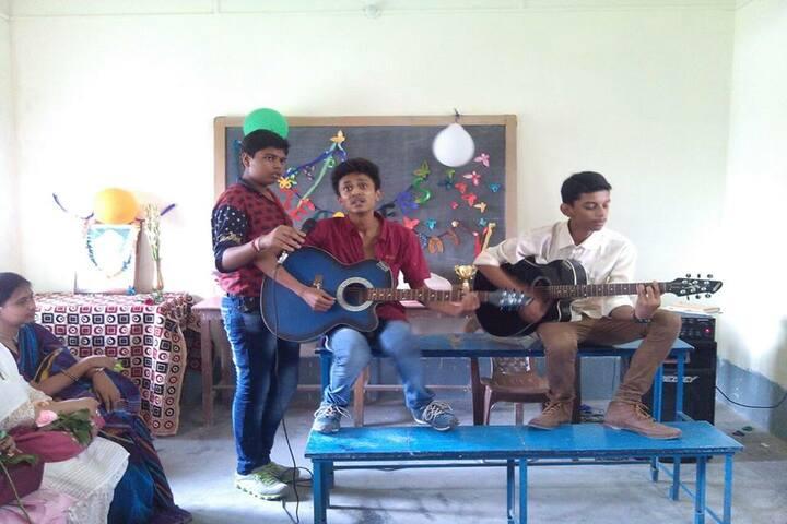 Chakdaha Model School-Music