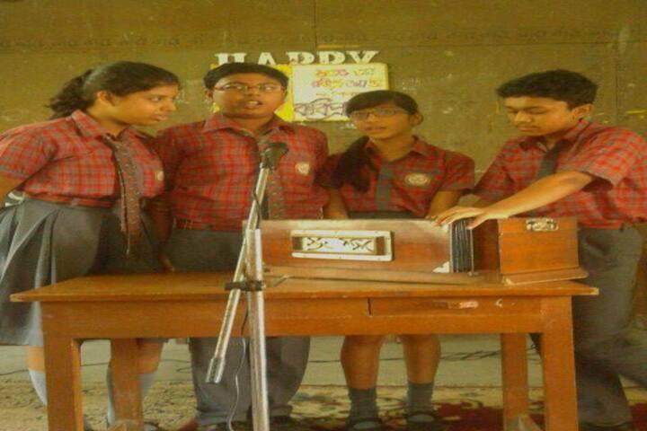 Chakdaha Model School-Event