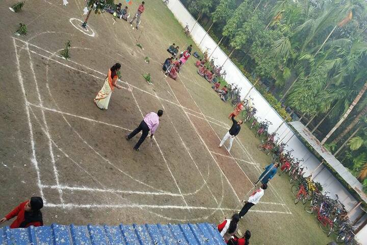 Chakdaha Model School-Sports