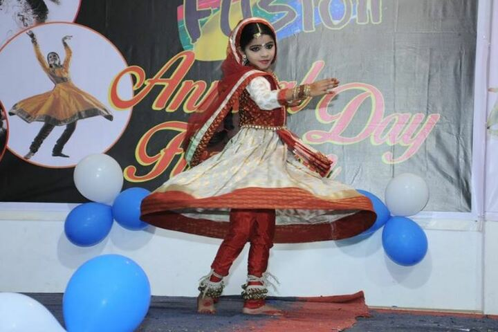 Amresh Sharma Public School-Annual Day