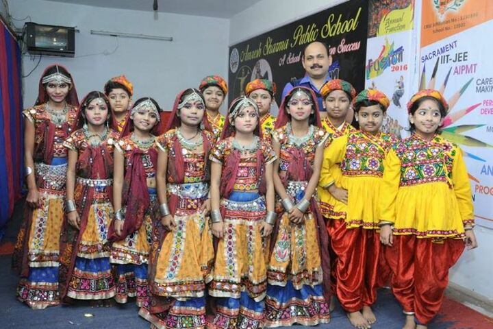 Amresh Sharma Public School-Cultural Fest