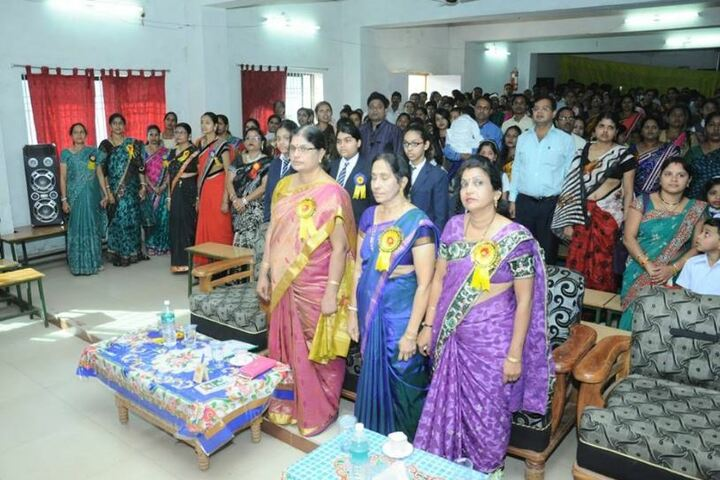 Amresh Sharma Public School-Meeting