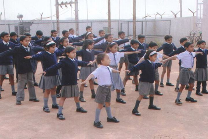 Amresh Sharma Public School-Exercise