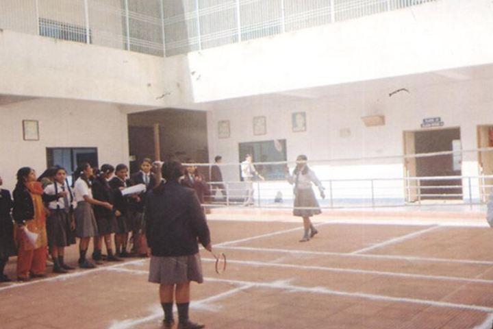 Amresh Sharma Public School-Games