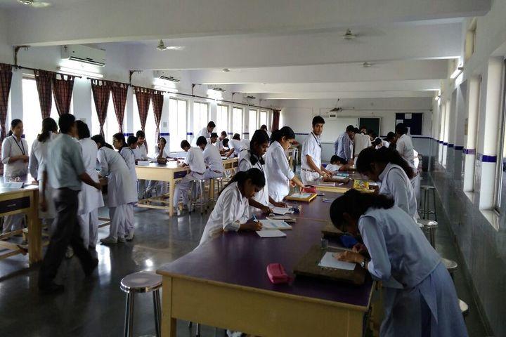 D A V Model School-Physics Lab