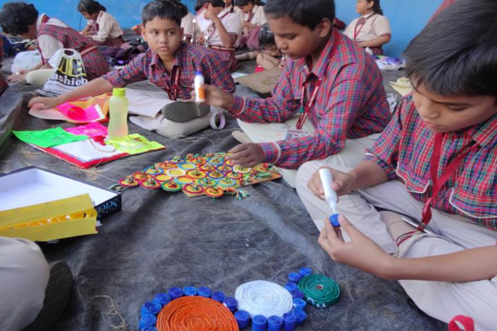 DAV Model School-Craft