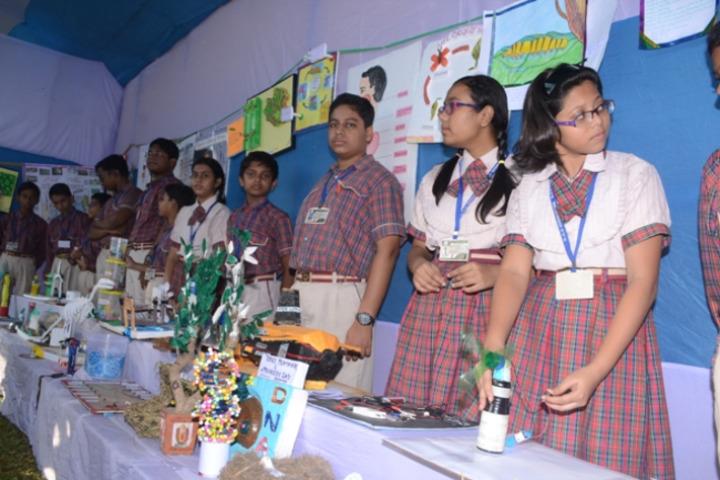 DAV Model School-Exhibition