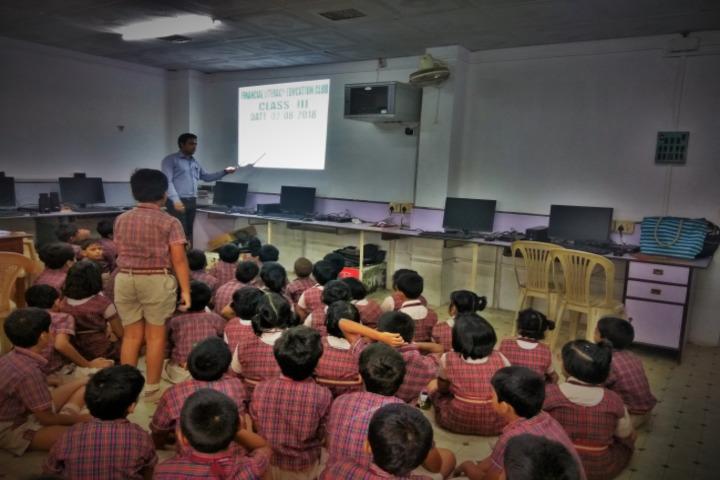DAV Model School-Financial Literacy Week
