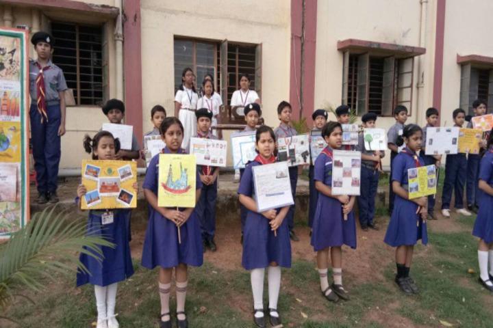 DAV Model School-Heritage Day Celebrations