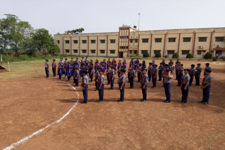 DAV Model School-Scouts and Guides