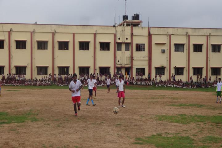 DAV Model School-Sports
