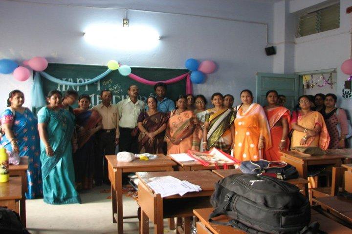 DAV Model School-Teachers Day Celebrations