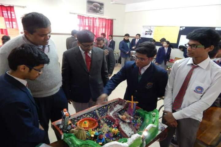 DAV School-Exhibition