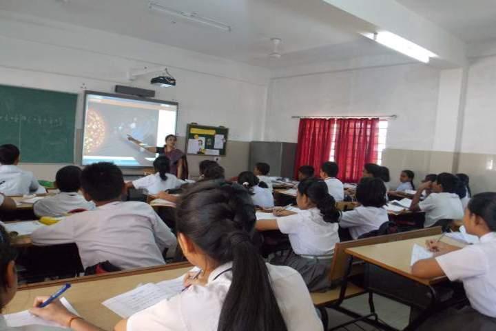 DAV School-Smart Class