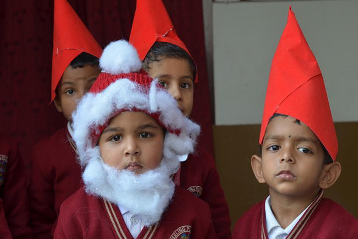Darjeeling Public School-Christmas