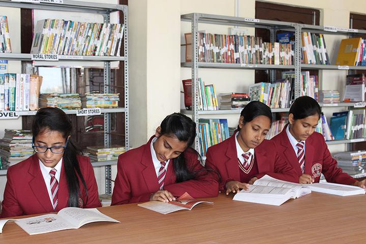 Darjeeling Public School-Library