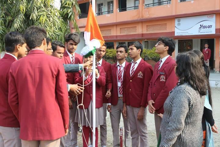 Darjeeling Public School-Republic Day Celebrations
