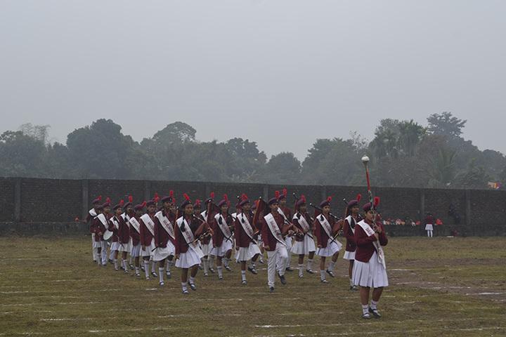 Darjeeling Public School-Sports Meet