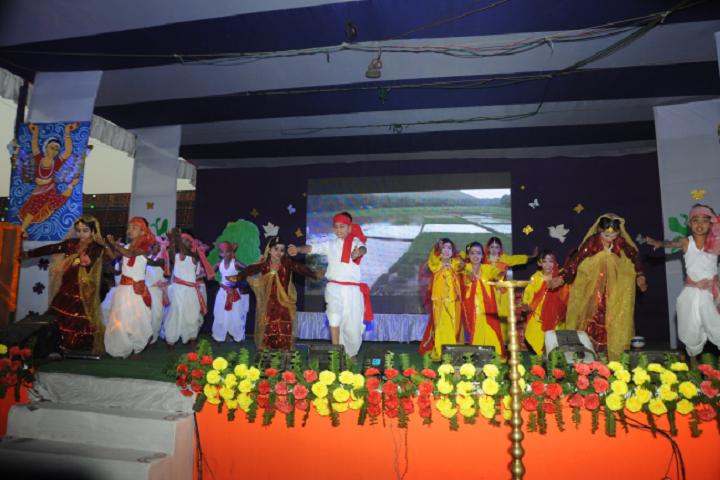 Dav Public School-Annual Day Celebrations