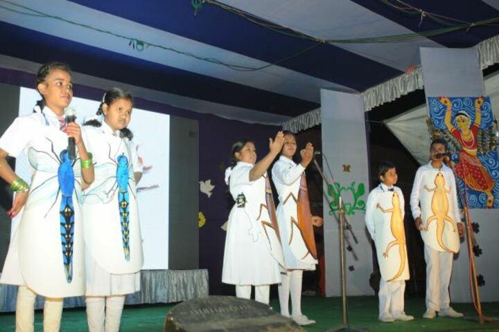 Dav Public School-Drama