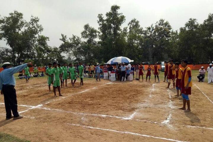 Dav Public School-Sports Meet
