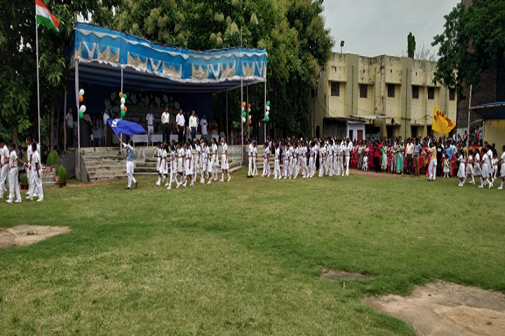 Dav Public School-Sports Meet