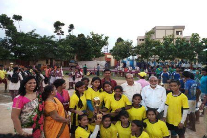 Dav Public School-Students