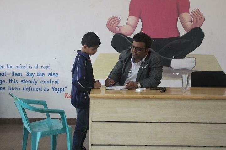 Delhi Public School-Medical Checkup