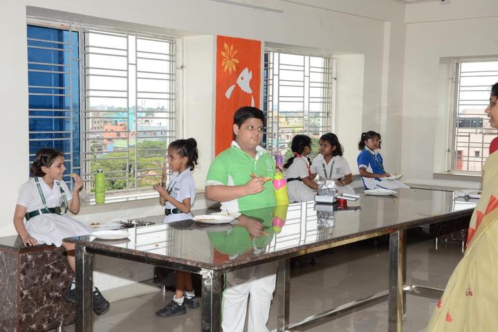 Delhi Public School-Canteen