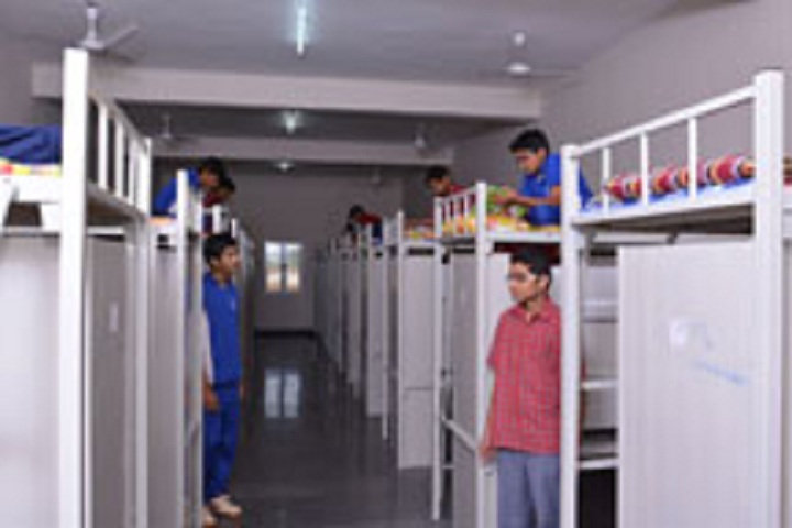 Hyderabad Institute Of Excellence High School-Hostel Rooms