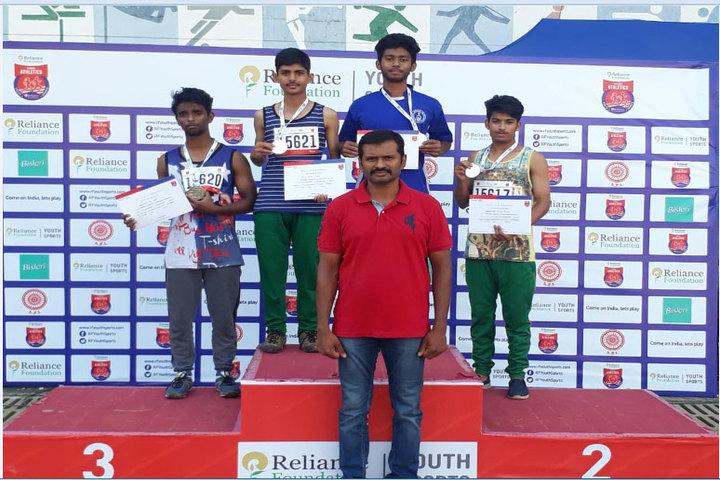 Hyderabad Institute of Excellence High School-Achievement Day