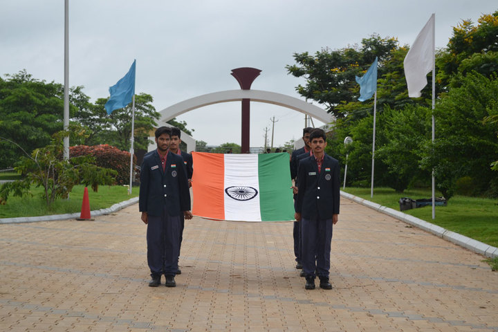Hyderabad Institute of Excellence High School-Independence Day Celebrations