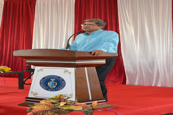 Hyderabad Institute of Excellence High School-Investiture Ceremony