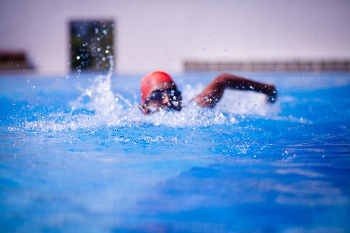Hyderabad Institute of Excellence High School-Swimming Competition
