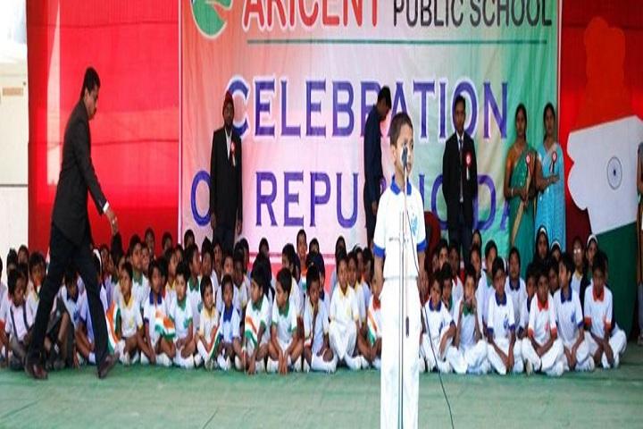 Aricent Public School-Activity