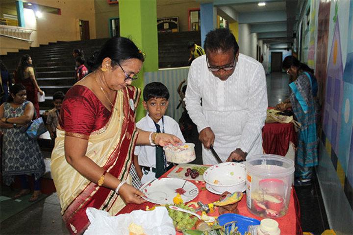 Delhi Public School-Grand Parents Day Celebrations
