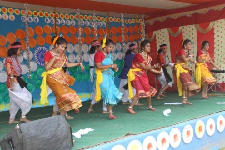Devi Sushila Khedia Dav Public School-Folk Dance