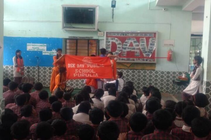 Devi Sushila Khedia Dav Public School-Program