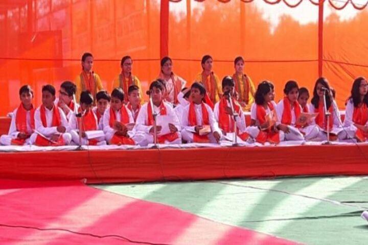 Devi Sushila Khedia Dav Public School-Singing