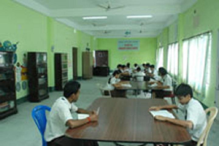Doon Heritage School-Library