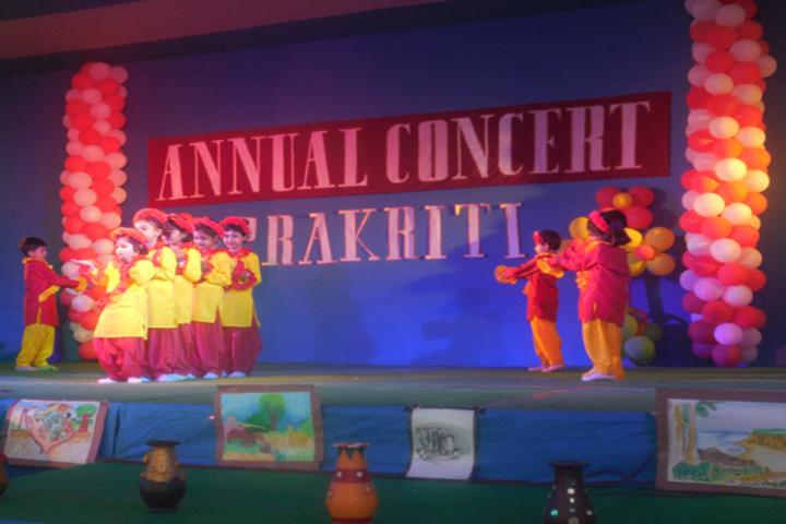 Durgapur Public School-Annual Concert Program