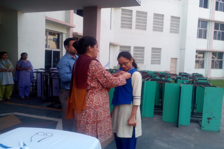 Durgapur Public School-Prize Distribution