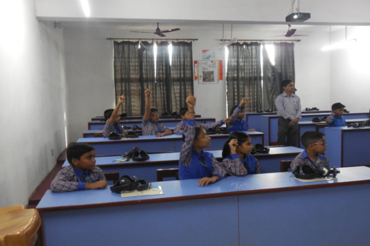 Durgapur Public School-Quiz Compitition
