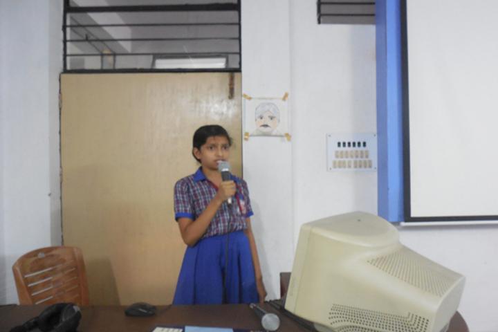 Durgapur Public School-Reciation Compitition