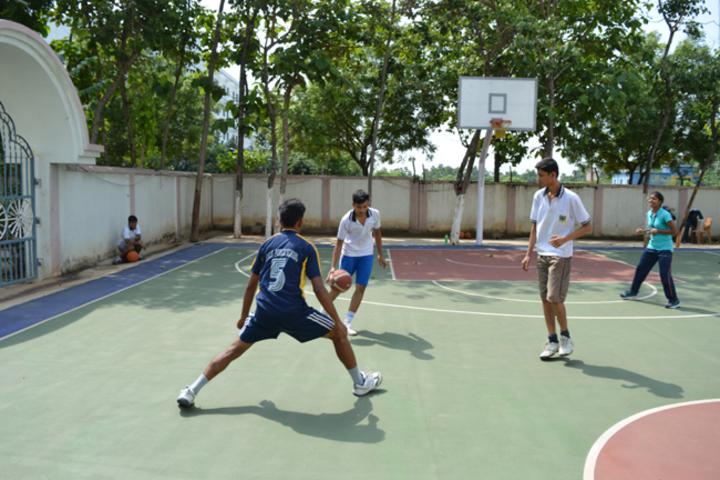 Durgapur Public School-Sports