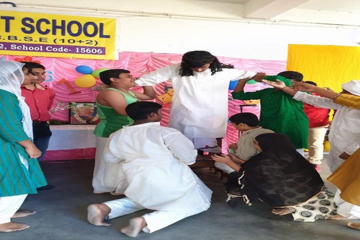 East Point School-Activity