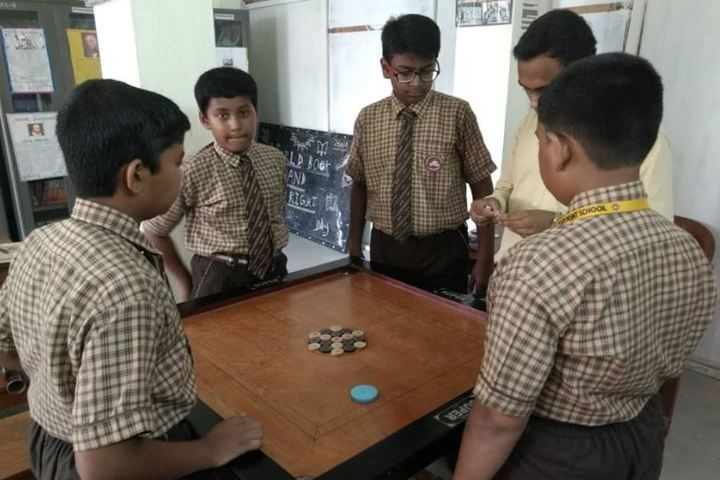 East Point School-Indoor Games