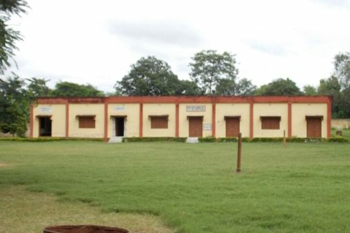 Eastern Railway High School-Campus View