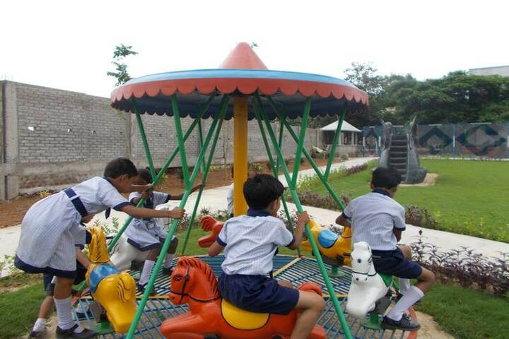 Filix School Of Education-Play Ground